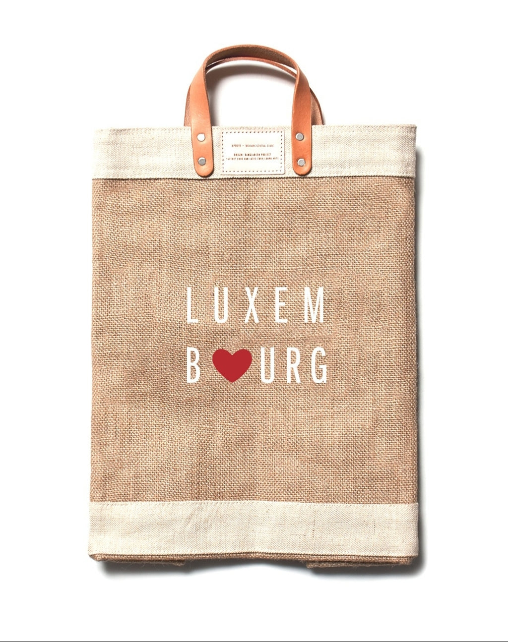 Large Luxembourg Market Bag