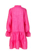 Selmacras Dress in Magenta by Cras