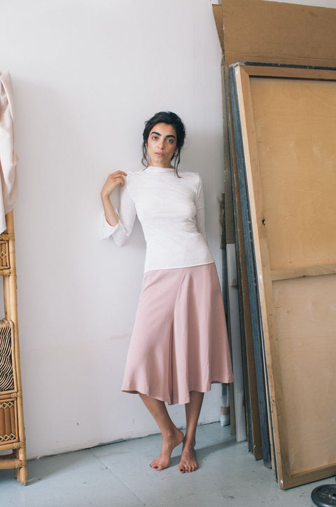 Rose Skirt Culotte by Cossac