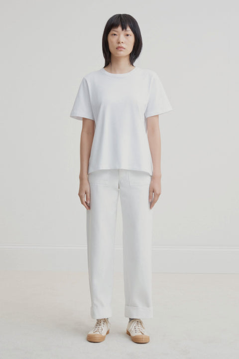 Building Block Classic Fit Tee by Kowtow