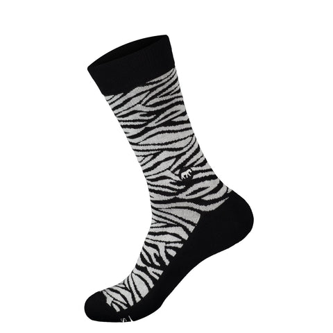 Conscious Step:  Socks that Protect Zebras