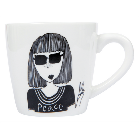 Mug Kelly by Helen B