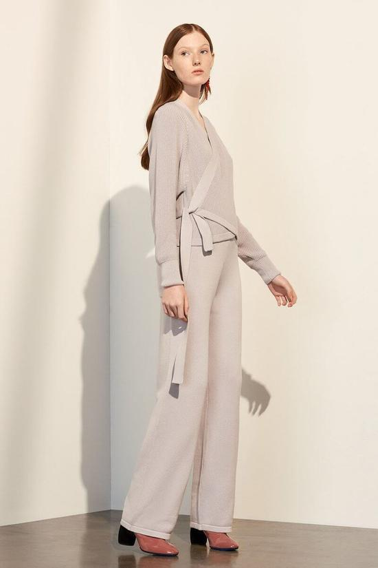 Practice Pants Lilac by Kowtow