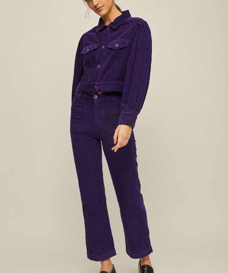 Elda Pants - Purple by Rita Row