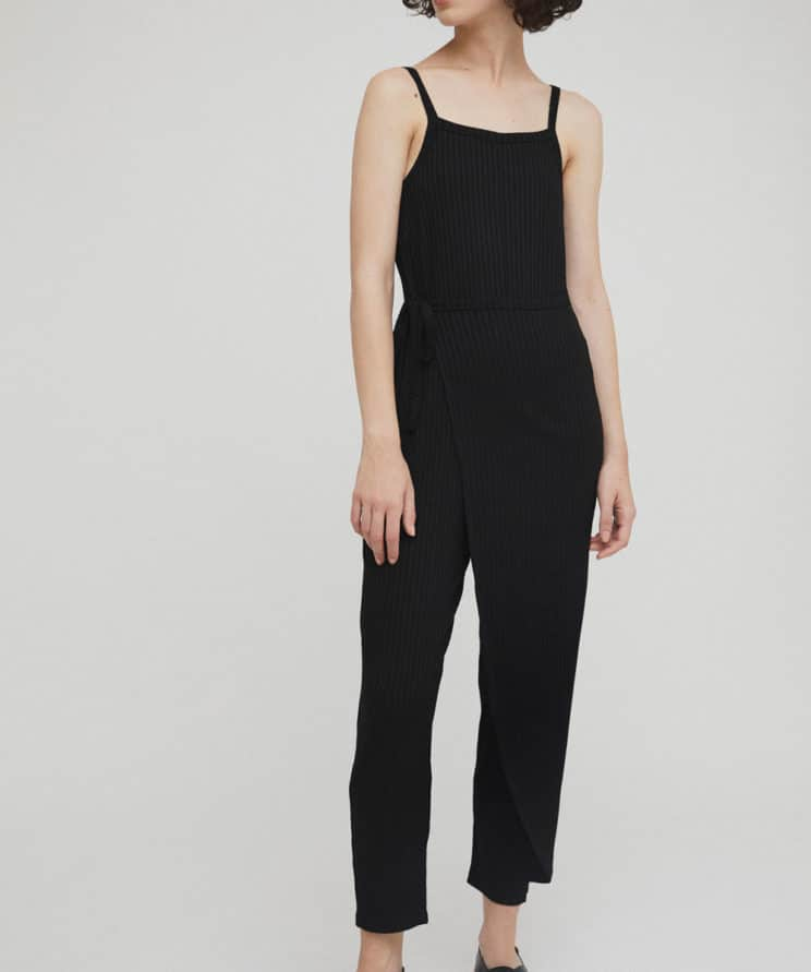 Lina Jumpsuit - Black by Rita Row