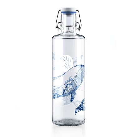 Souldiver (1,0 l) Water bottle by Soulbottle