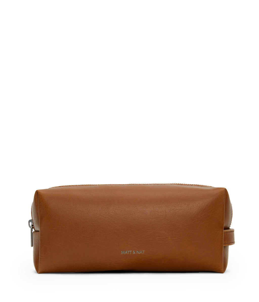 BLAIR Toiletry Case - Chili Matte Nickel by Matt & Nat