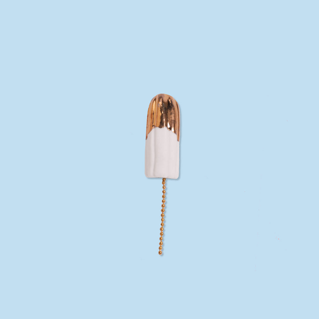 Tampon Pin by Stook Jewellery