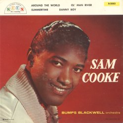 "Sam Cooke | Songs By Sam Cooke Vol. 3 | Keen B-2003 | 7""&CD"