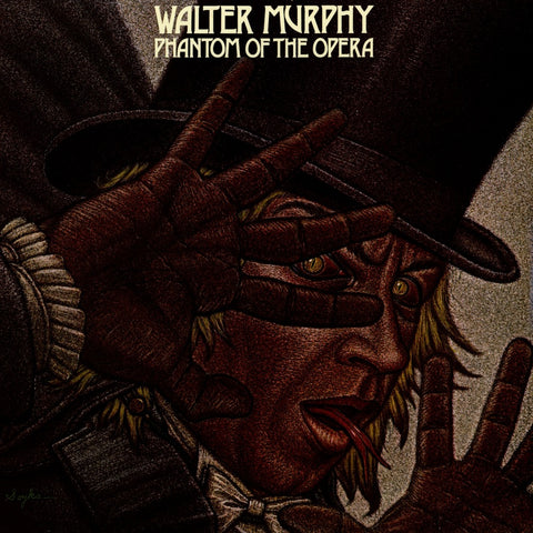Walter Murphy | Phantom Of The Opera | Private Stock PS 7010 | LP&CD