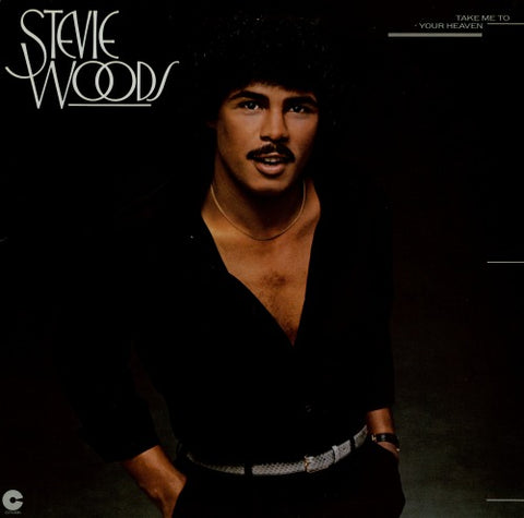 Stevie Woods | Take Me To Your Heaven | Cotillion SD 5229 | LP&CD