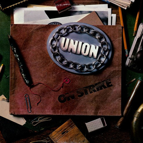 Union | On Strike | Portrait ARR 37368 | LP&CD