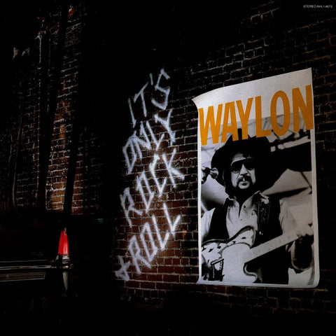 Waylon Jennings | It's Only Rock & Roll | RCA AHL1-4673 | LP&CD