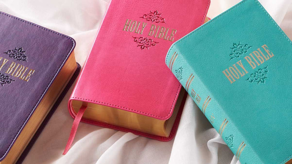 3 Small Bibles