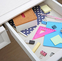 Open Desk Drawer