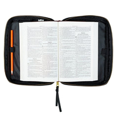 Amazing Grace Two-Tone LuxLeather Bible Cover