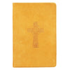 Holy Cross Full Grain Leather Journal