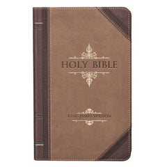 KJV Bible Giant Print in Portfolio Design