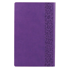 KJV Bible Budget Gift and Award in Purple