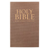 KJV Bible Budget Gift and Award in Antique Gold