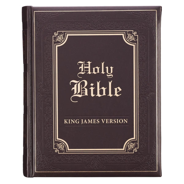 Family Edition KJV Bible