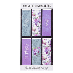 Be Still Magnetic Bookmark Set - Psalm 46:10