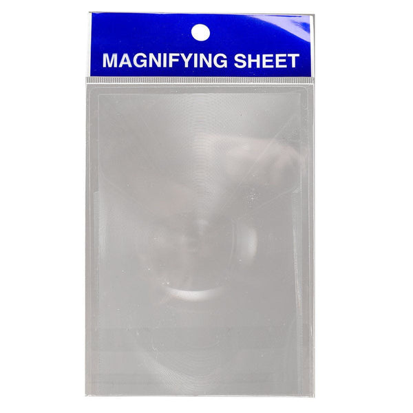 Magnifying Sheet Pocket Square