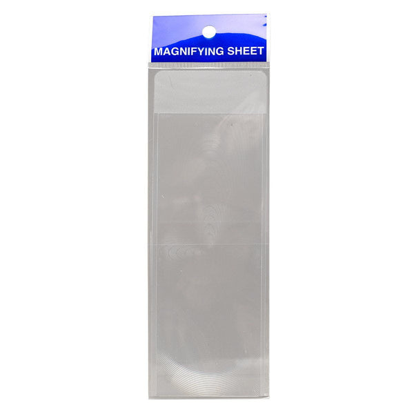Magnifying Sheet Pocket Long