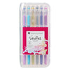 Pink Label Assorted Gel Pen Set  - 12 pc