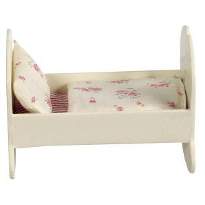 BABY CRADLE - OFF WHITE