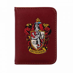 HARRY POTTER GRYFFINDOR CREST TRAVEL PASS HOLDER
