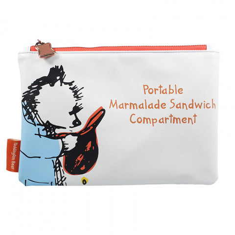 PADDINGTON BEAR MARMALADE SANDWICH POUCH