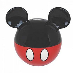MICKEY SHAPED CERAMIC MONEY BOX