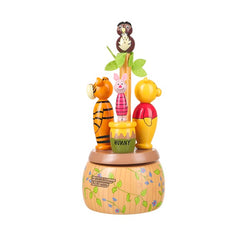 WINNIE THE POOH AND FRIENDS MUSICAL CAROUSEL