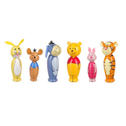 WINNIE THE POOH AND FRIENDS SKITTLES SET