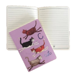 C IS FOR CAT NOTE BOOK