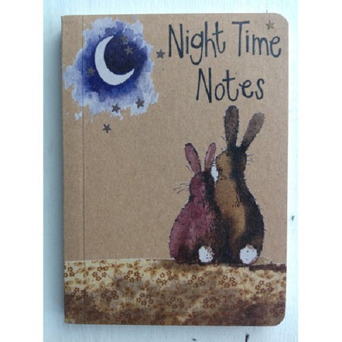 NIGHT TIME NOTES SMALL NOTE BOOK