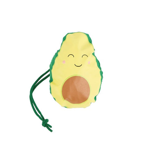 AVACADO FOLDABLE SHOPPING BAG