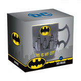 BATMAN CITY SCENE MUG