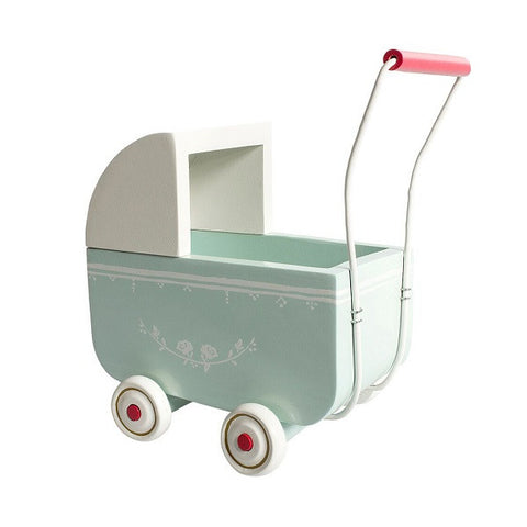 PRAM IN LIGHT BLUE
