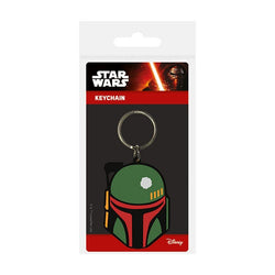STAR WARS RUBBER KEYRING