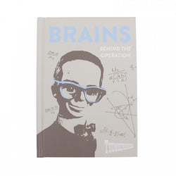 THUNDERBIRDS BRAINS A5 NOTEBOOK