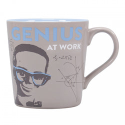 THUNDERBIRDS BRAINS GENIUS AT WORK MUG