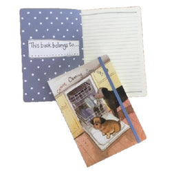 CANINE CLEANING SERVICES NOTE BOOK