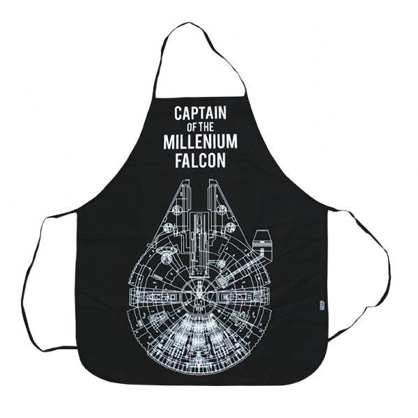 STAR WARS CAPTAIN OF THE MILLENNIUM FALCON APRON