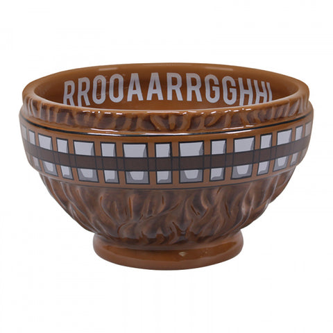 STAR WARS CHEWBACCA EMBOSSED BOWL