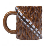 STAR WARS CHEWBACCA SHAPED MUG