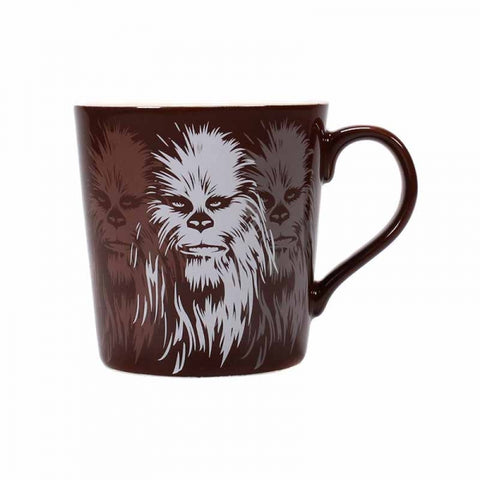 STAR WARS CHEWBACCA TAPERED MUG