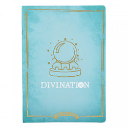 HARRY POTTER DIVINATION LARGE NOTEBOOK