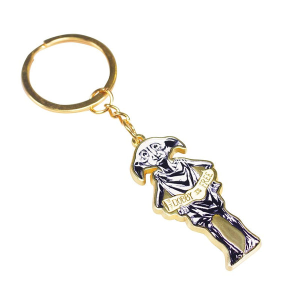 Harry Potter Dobby Metal Keyring